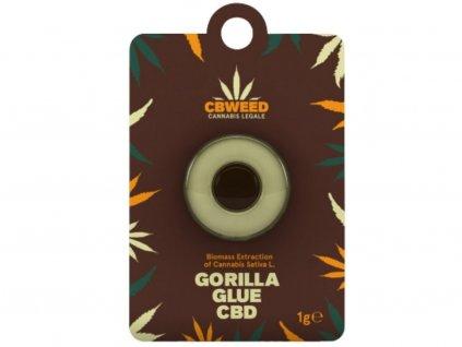 gorilla glue cbd hashish cbweed