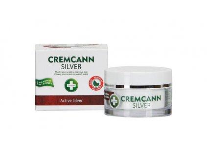 annabis creamcann silver prirodni pletovy krem cbweed