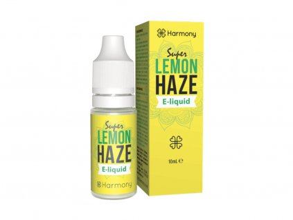 harmony liquid super lemon haze 100mg cbd