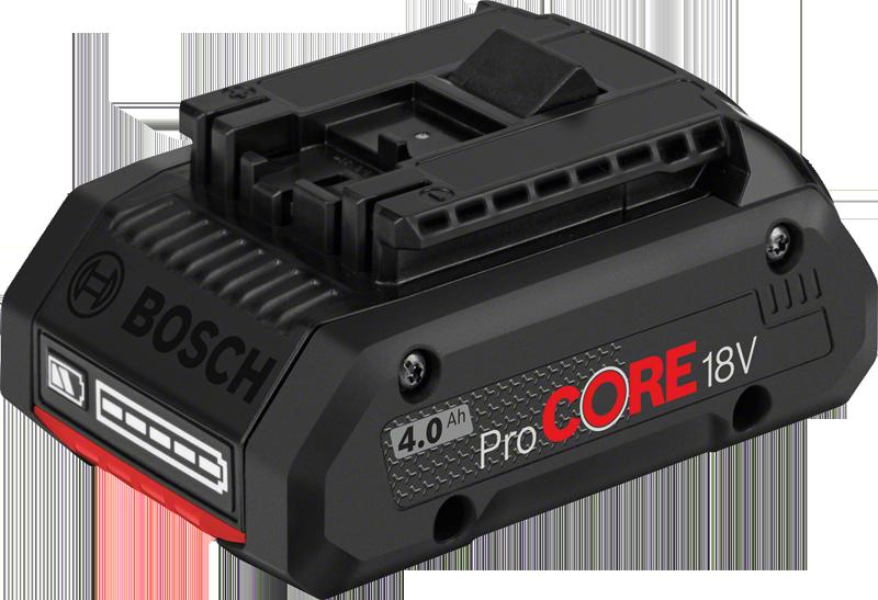 Revoluční energie - akumulátory Bosch ProCore