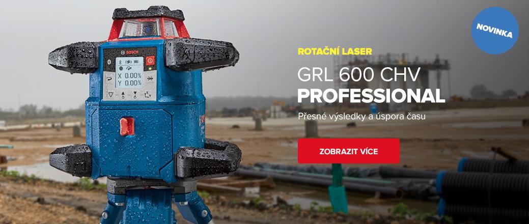 Rotační laser GRL 600 CHV