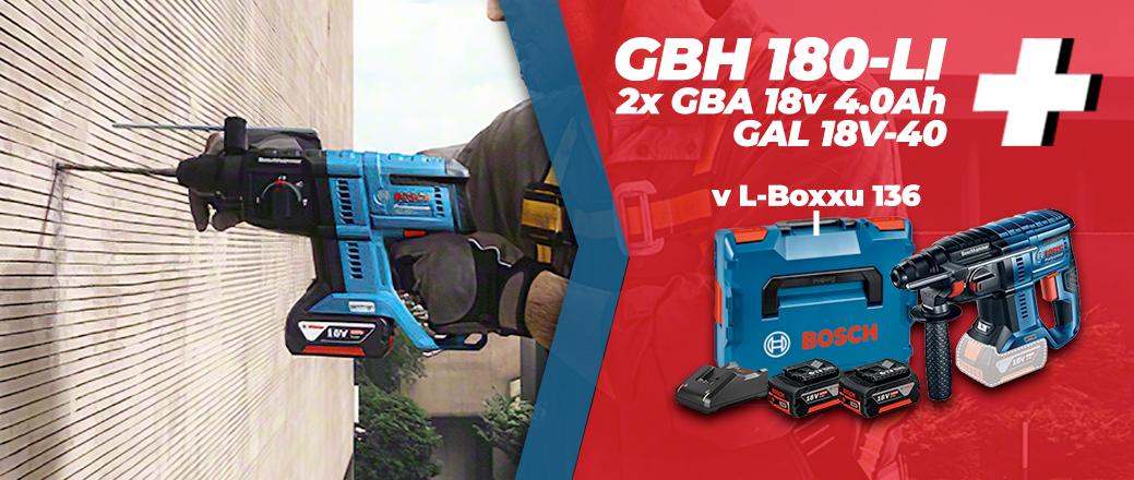 GBH 180 + L-Boxx 136