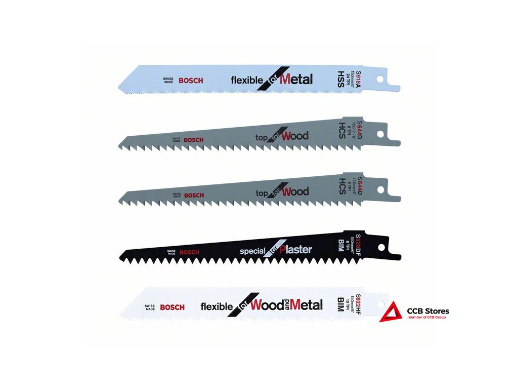 Systémové příslušenství Sada nožů F016800307