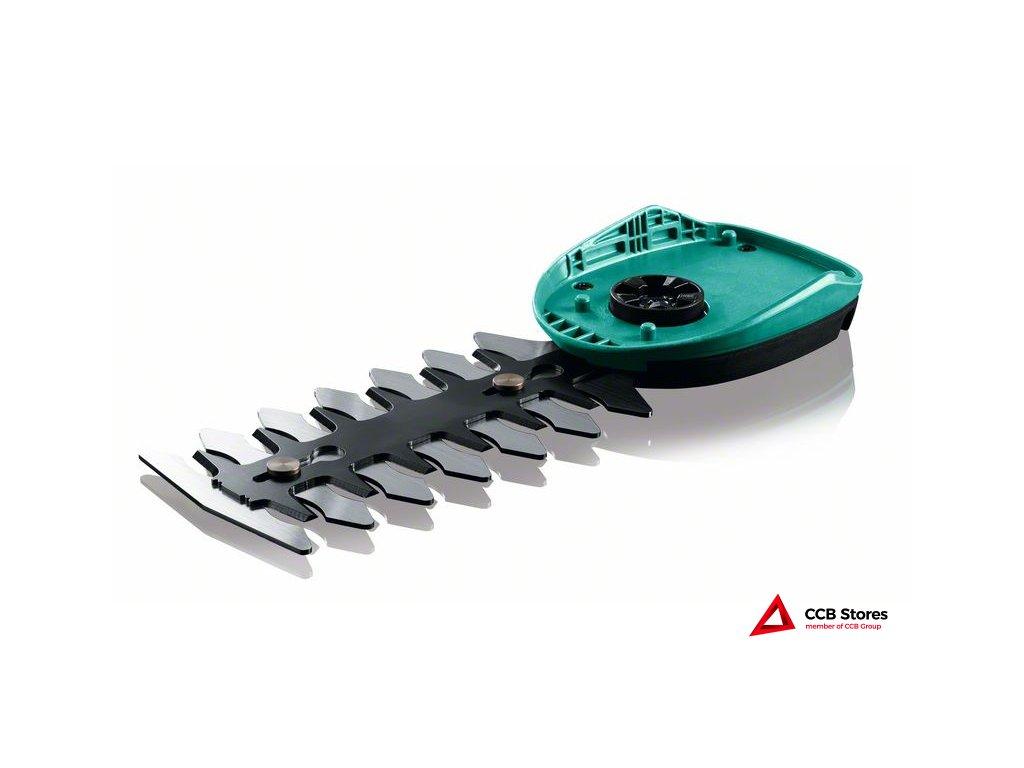 Systémové příslušenství Lišta pro nůžky na keře Multi-Click 12 cm (Isio) F016800327