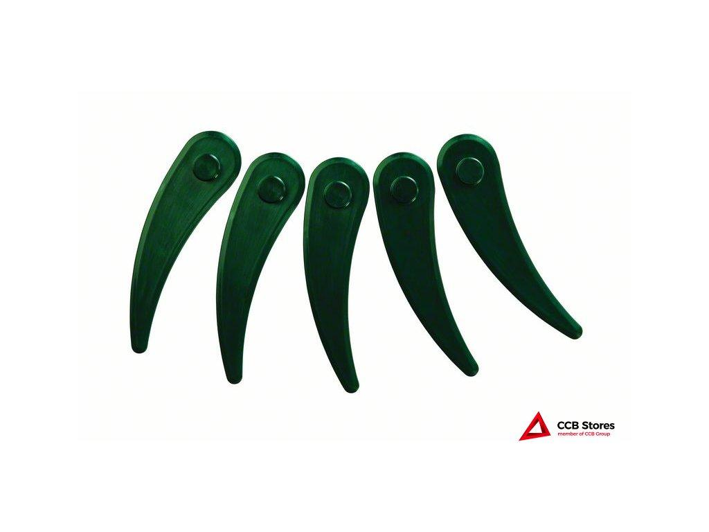 Systémové příslušenství Náhradní nože (Durablade) F016800371