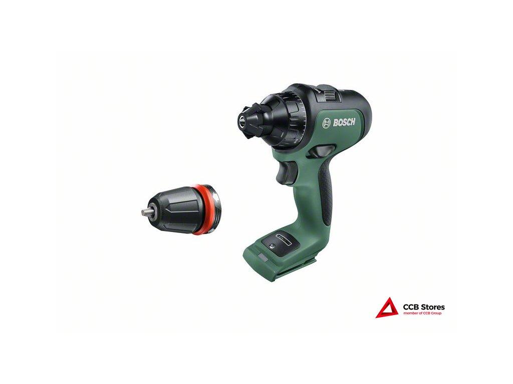 Akumulátorový dvourychlostní vrtací šroubovák AdvancedDrill 18 06039B5004