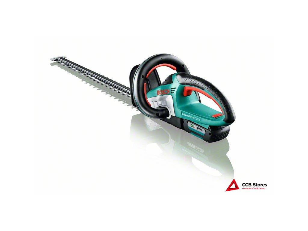 Akumulátorové nůžky na živé ploty AdvancedHedgeCut 36 060084A105