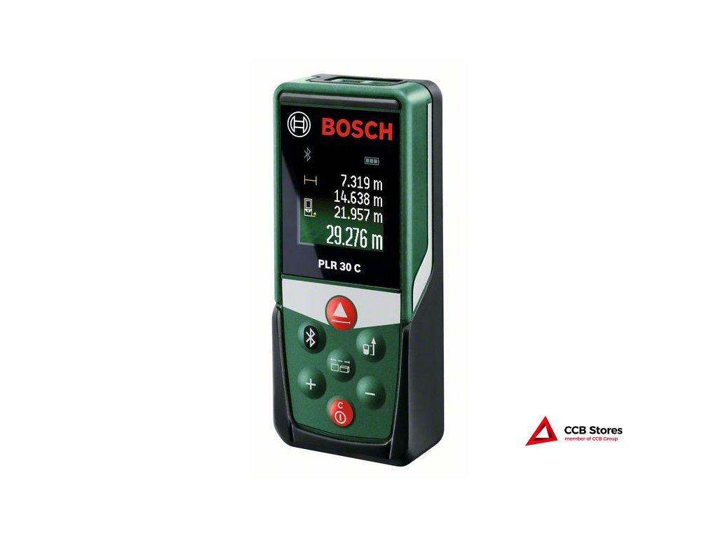 Digitální laserový dálkoměr PLR 30 C 0603672120