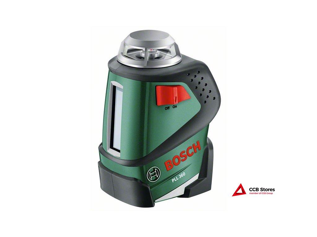 Čárový laser PLL 360 0603663020