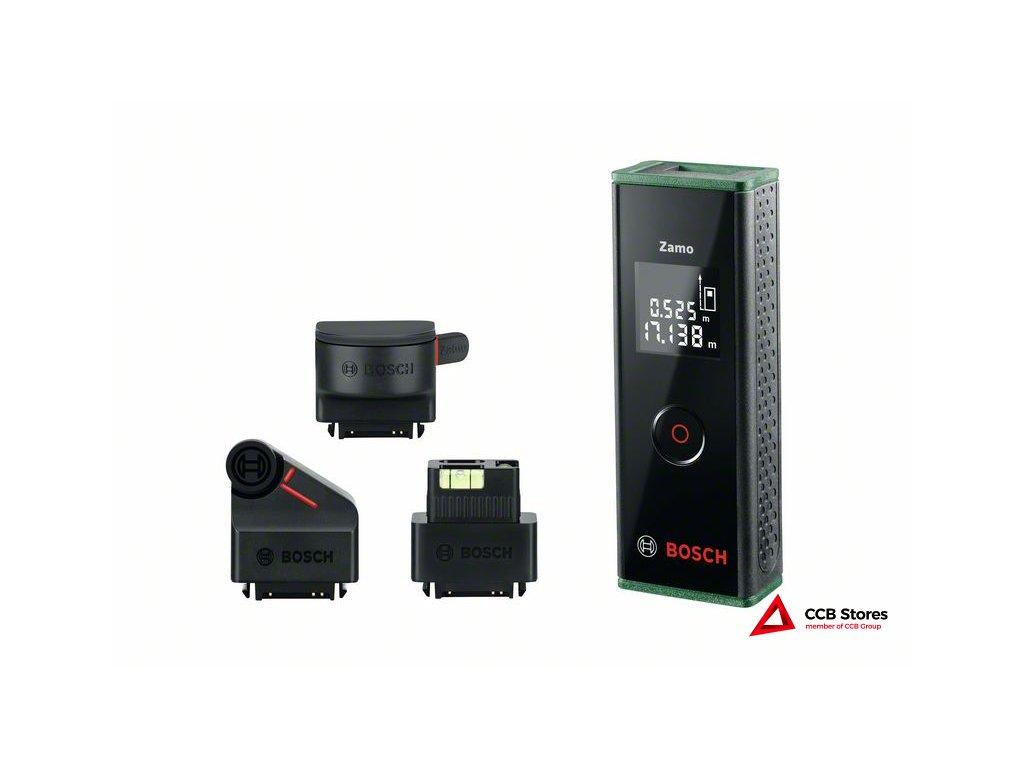 Digitální laserový dálkoměr Zamo 0603672701