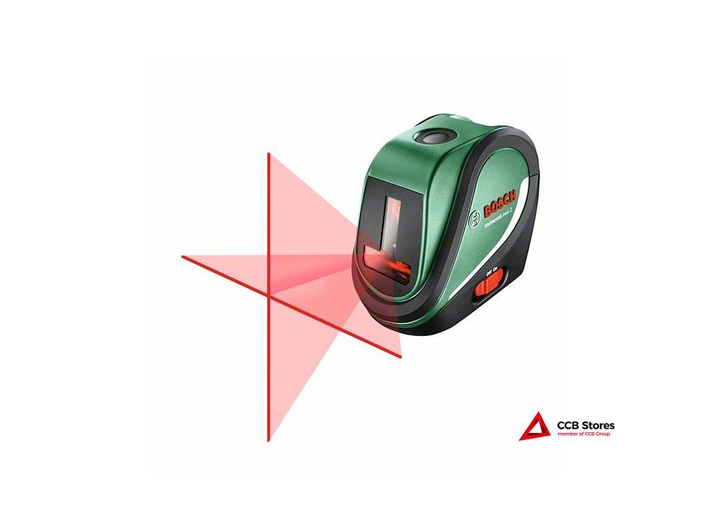 Křížový laser UniversalLevel 2 0603663800