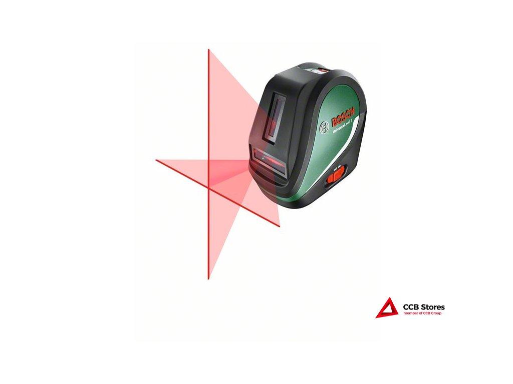 Křížový laser UniversalLevel 3 0603663900
