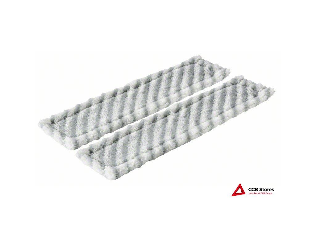 Systémové příslušenství GlassVAC ‒ Dlouhé náhradní mikrovláknové utěrky F016800551