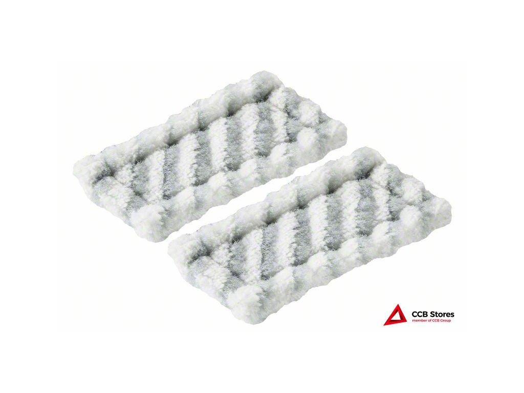 Systémové příslušenství GlassVAC ‒ Malé náhradní mikrovláknové utěrky F016800574