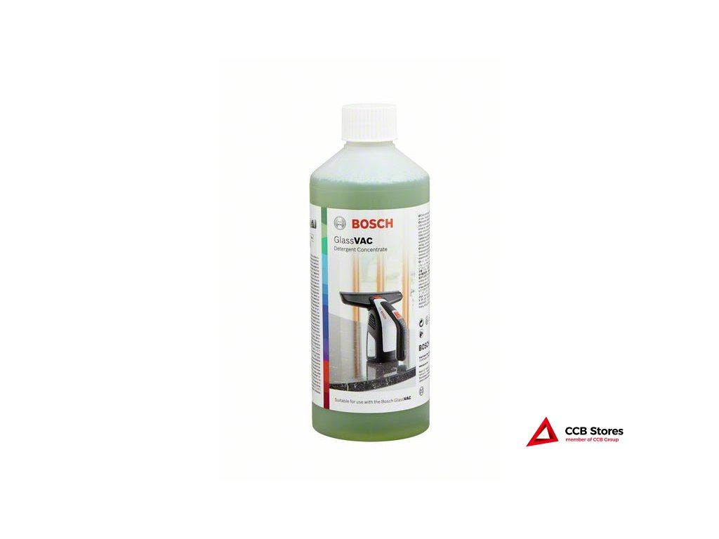 Systémové příslušenství Koncentrovaný čisticí prostředek GlassVAC 500ml F016800568