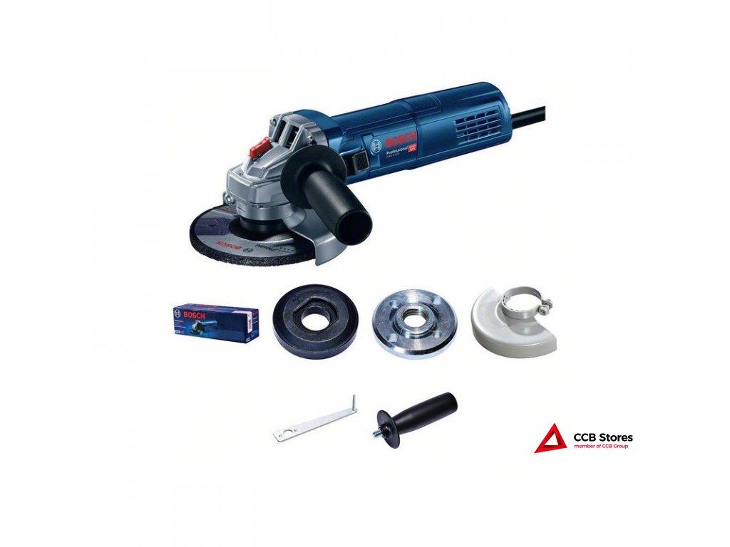 Úhlová bruska GWS 9-125 Professional 0601396007