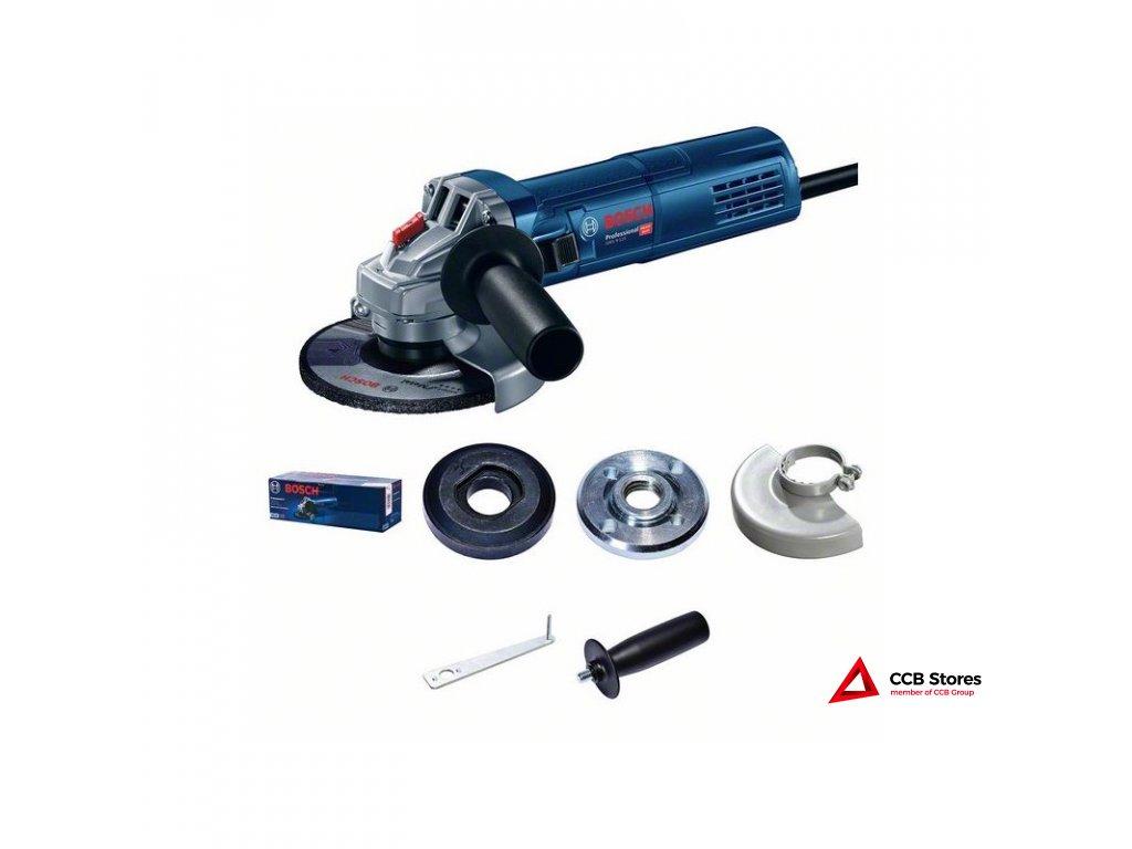 Úhlová bruska GWS 9-115 Professional 0601396006