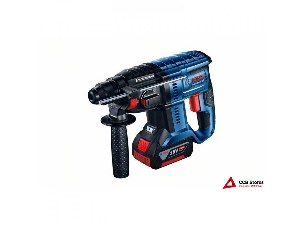 Akumulátorové vrtací kladivo sSDS plus GBH 180-LI Professio 0611911121  + prodloužená záruka 3 roky + taška Bosch Professional v hodnotě 499,- Kč