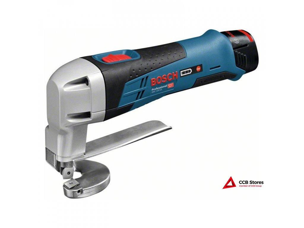Aku nůžky na plech GSC 12V-13 Professional 0601926108