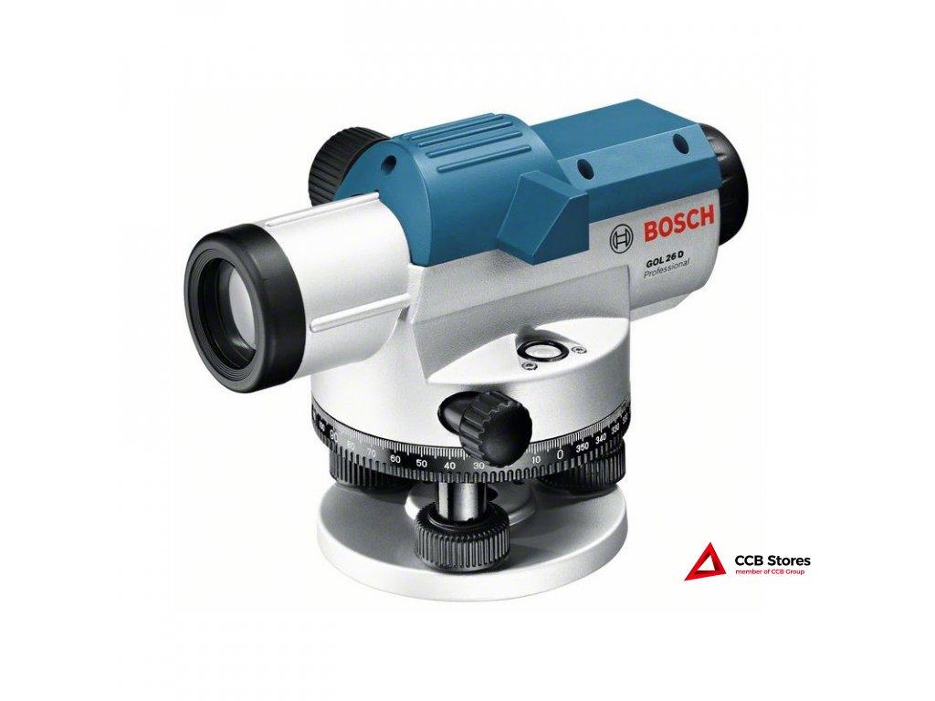 Optický nivelační přístroj GOL 26 D Professional 061599400E