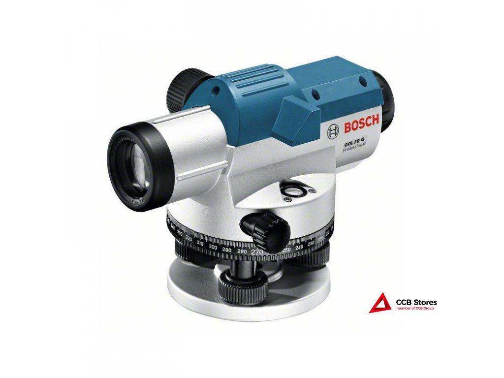 Optický nivelační přístroj GOL 20 G Professional 0601068401