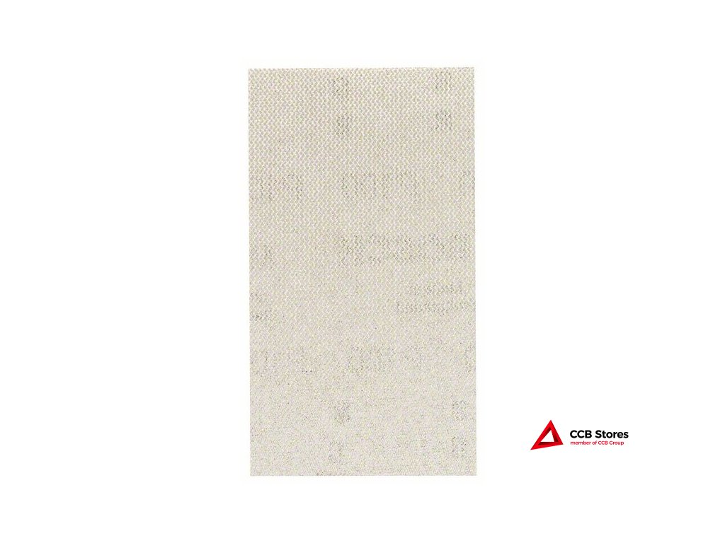 Brusný papír 70 x 125 mm, 100 2608621217