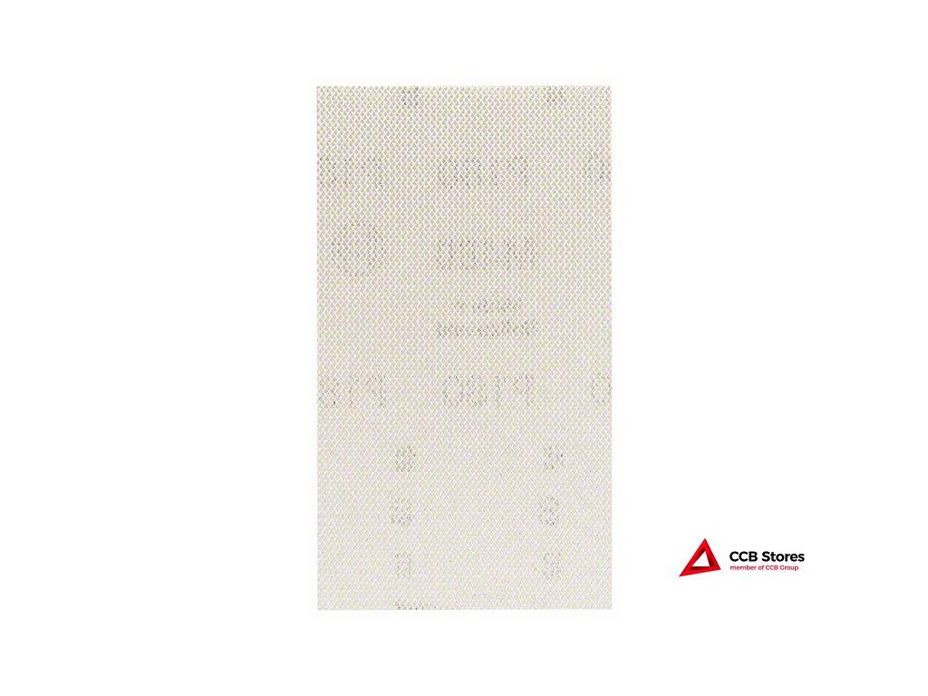 Brusný papír 70 x 125 mm, 180 2608621220