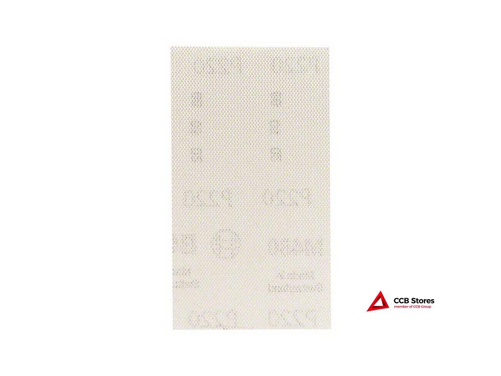 Brusný papír 70 x 125 mm, 220 2608621221