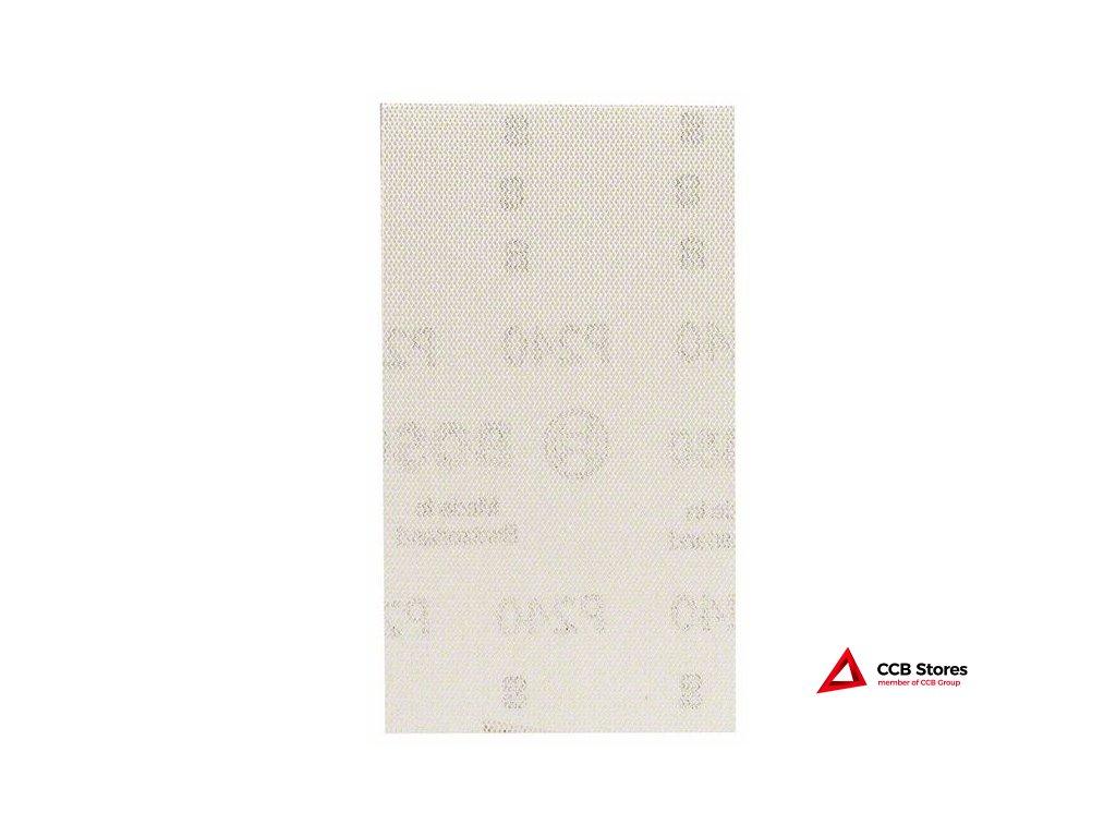 Brusný papír 70 x 125 mm, 240 2608621222