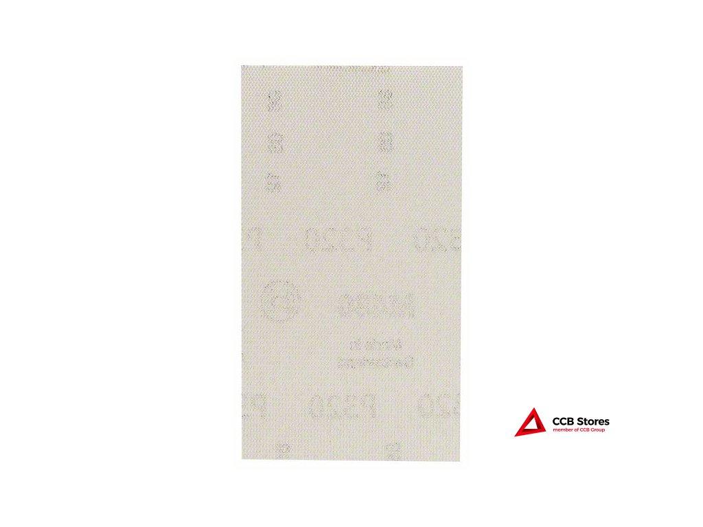 Brusný papír 70 x 125 mm, 320 2608621223