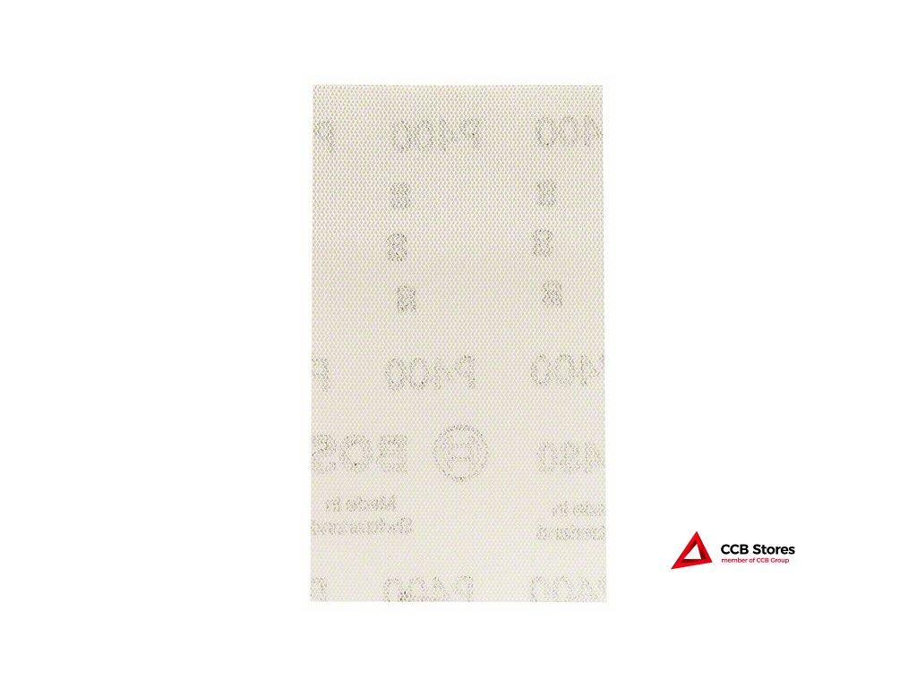 Brusný papír 70 x 125 mm, 400 2608621224