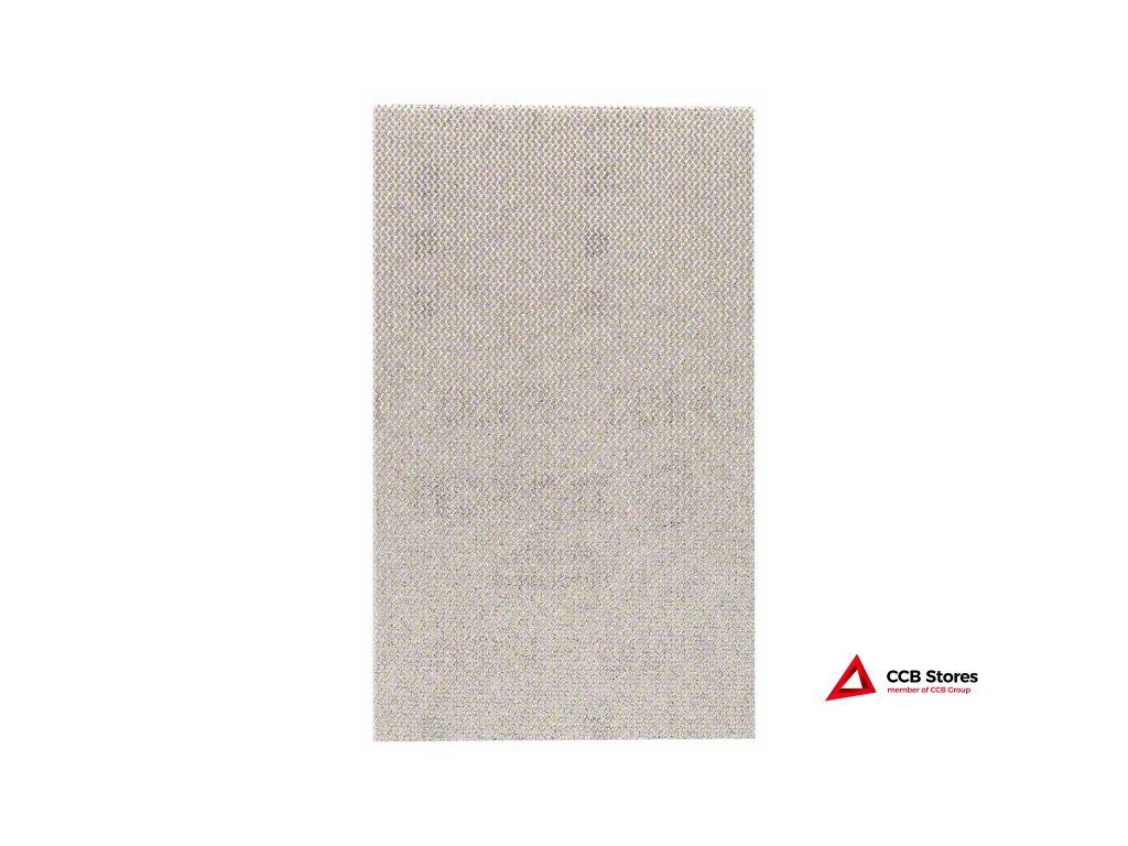 Brusný papír 80 x 133 mm, 100 2608621226