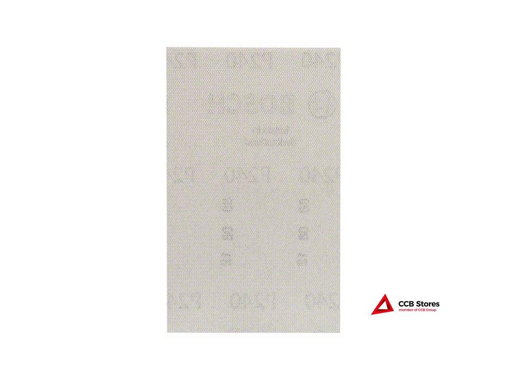 Brusný papír 80 x 133 mm, 240 2608621231