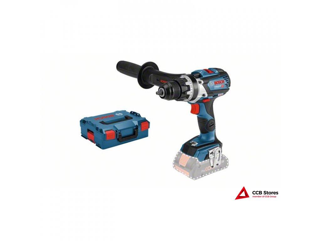 Akumulátorový vrtací šroubovák GSR 18V-85 C Professional 06019G0102