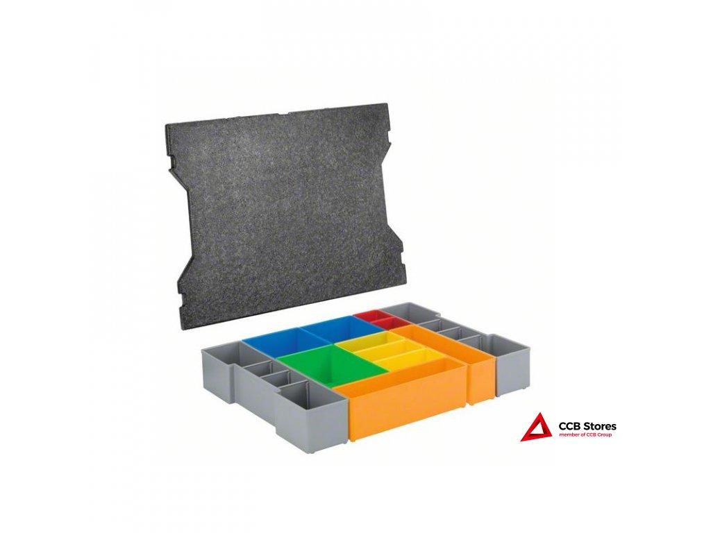 Boxy kuložení malých dílů Sada 12kusů vkládacích boxů do L 1600A016N9