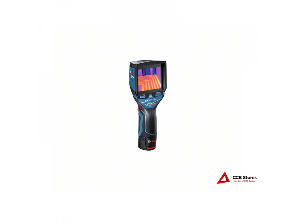 Termokamera v setu GTC 400 C Professional 0601083101