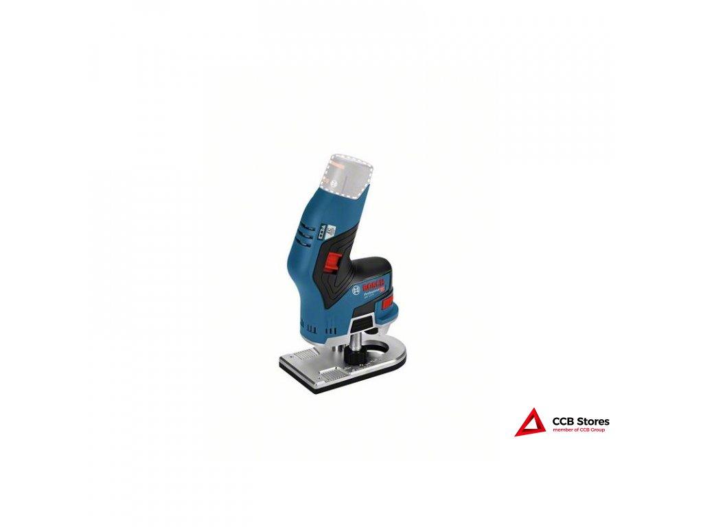 Akumulátorová ohraňovací frézka GKF 12V-8 06016B0002