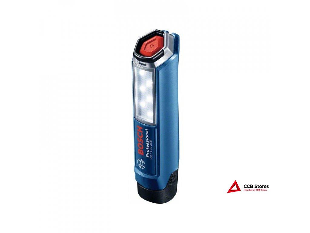 Akumulátorová svítilna GLI 12V-300 Professional solo 06014A1000