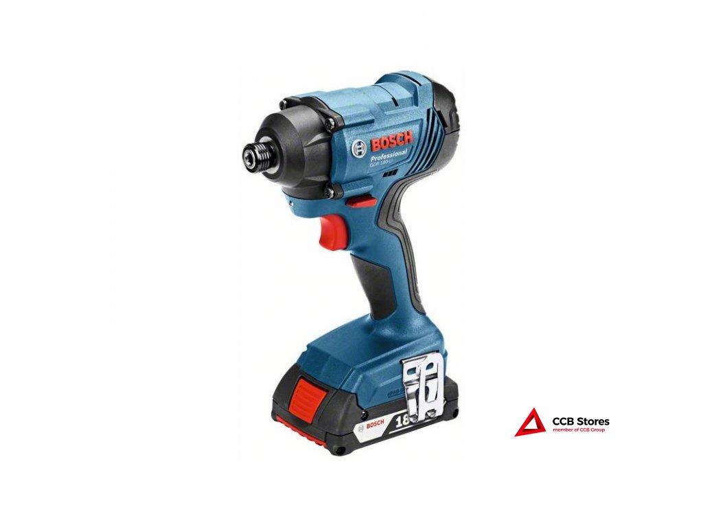 Akumulátorový rázový utahovák GDR 180-LI Professional 06019G5120