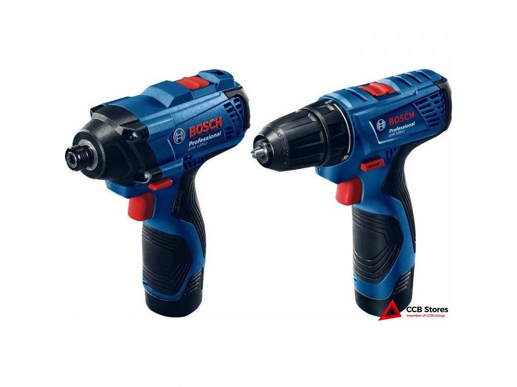 Kombinovaná sada GDR 120-LI + GSR 120-LI Professional 06019F0002