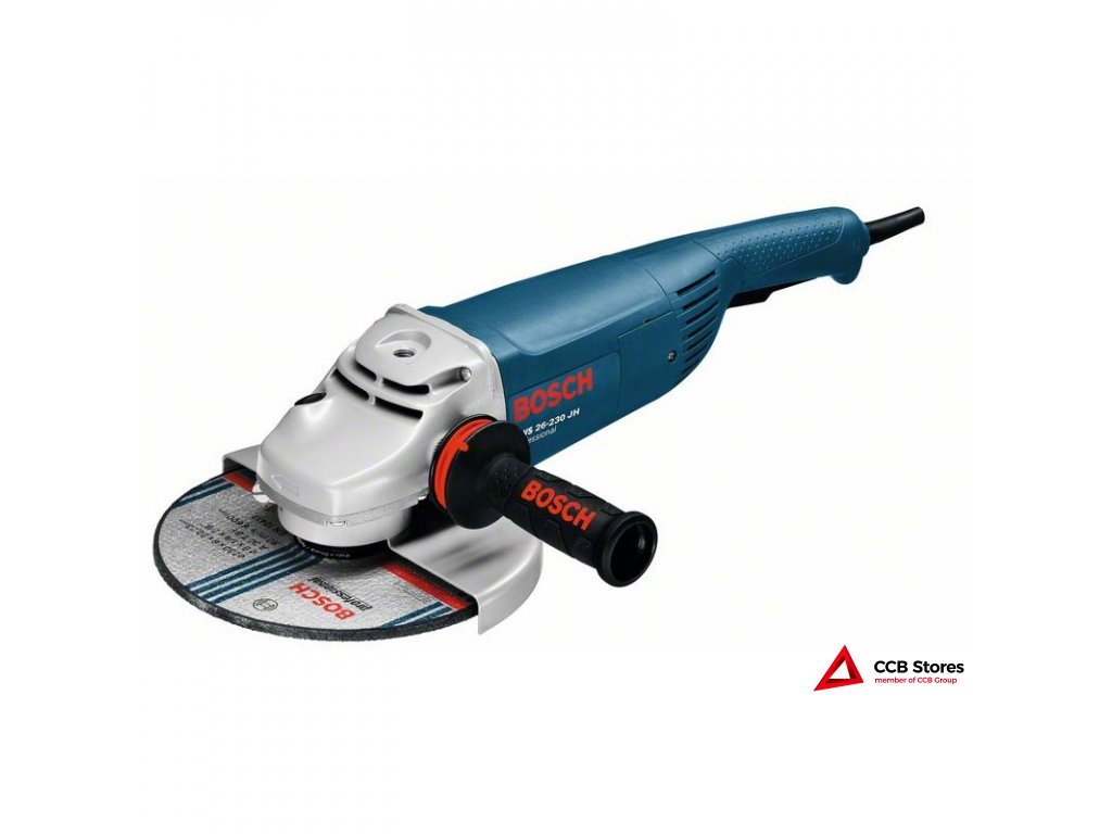 Úhlová bruska GWS 26-230 JH Professional 0601856M00