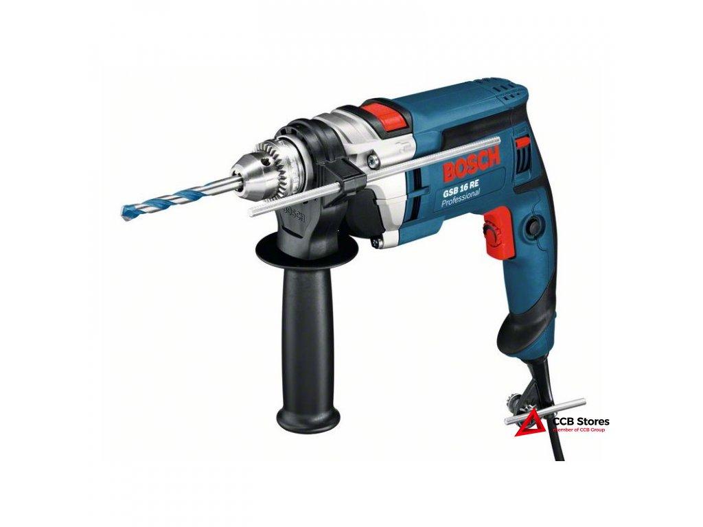 Příklepová vrtačka GSB 16 RE Professional 060114E600
