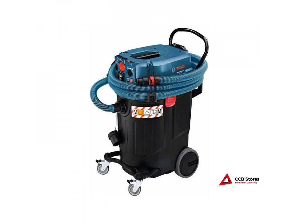Vysavač na suché a mokré vysávání GAS 55 M AFC Professional 06019C3300  + prodloužená záruka 3 roky + taška Bosch Professional v hodnotě 499,- Kč
