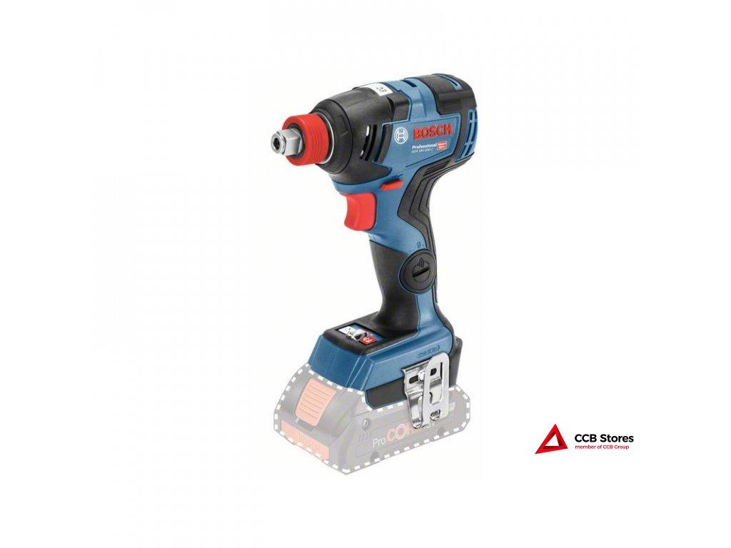 Akumulátorový rázový utahovák GDX 18V-200 C Professional 06019G4204