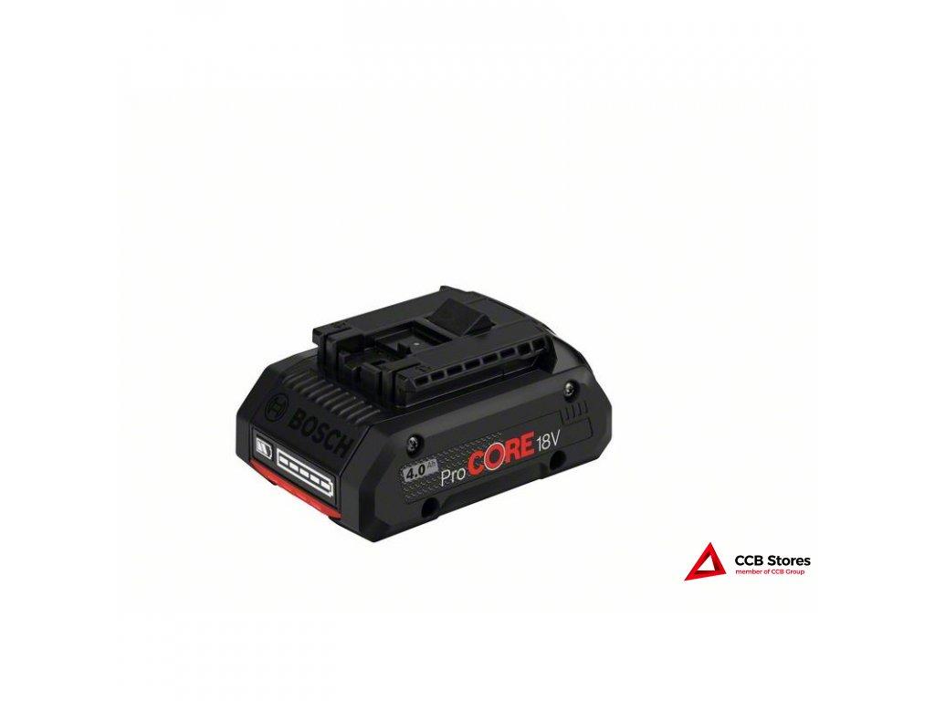Akumulátor ProCORE18V 4.0Ah Professional 1600A016GB2