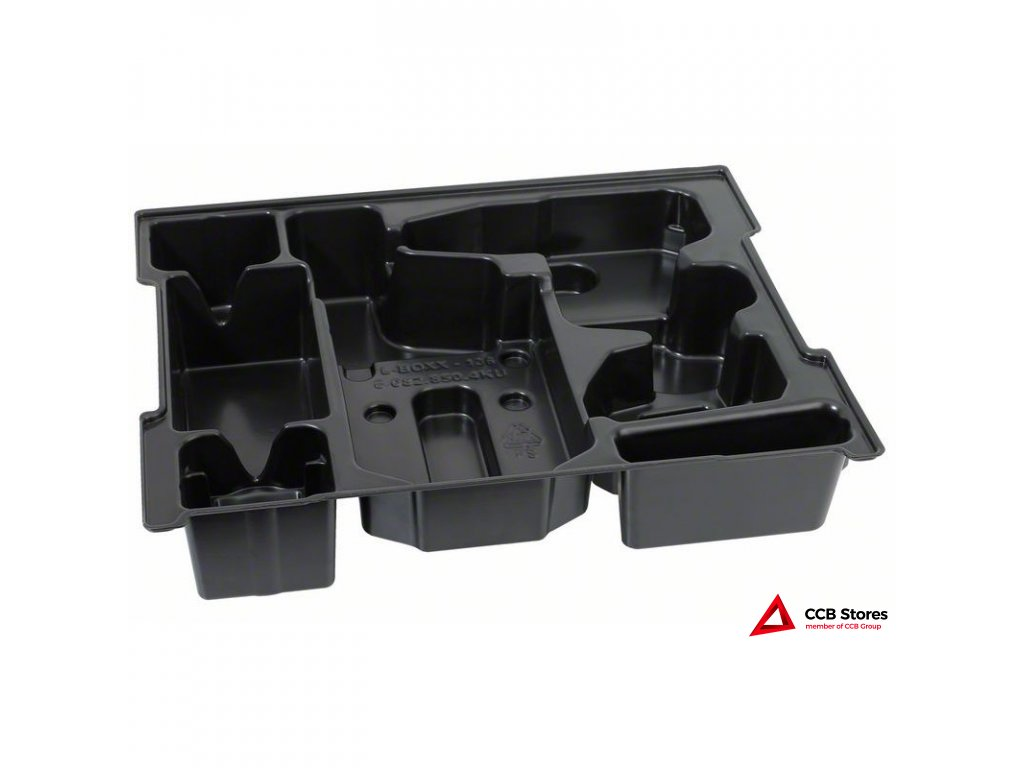 Vložky pro uložení nářadí Vložka GSB/GSR 14,4/18 V-LI/GSR 14 1600A002VG2 1600A002VG4