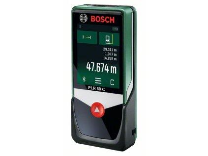 Digitální laserový dálkoměr PLR50C 0603672220