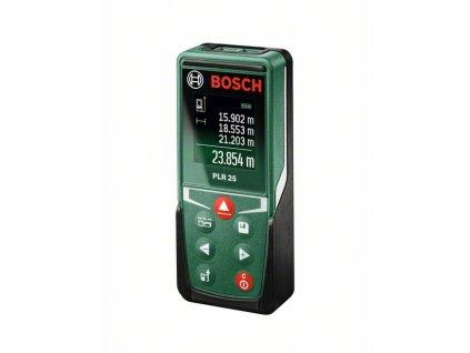 Digitální laserový dálkoměr PLR 25 0603672521