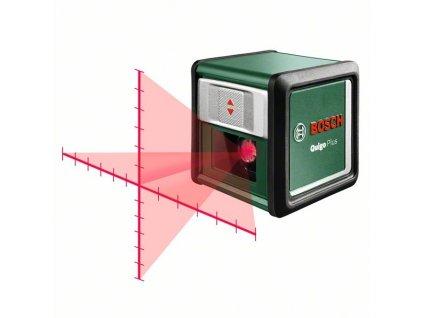 Křížový laser Quigo Plus 0603663600