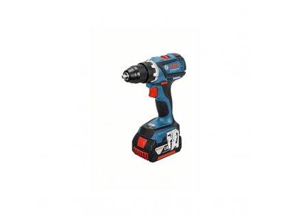Akumulátorový vrtací šroubovák GSR 18 V-EC Professional 06019E8107